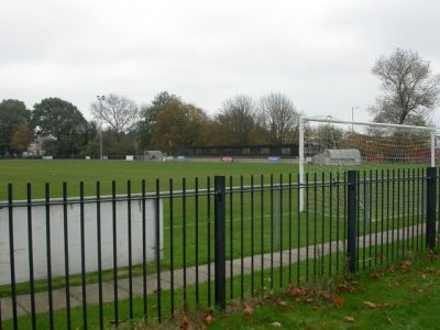 Photo of Poole Town's stadium