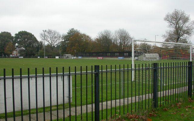 Photo of Poole Town's stadium