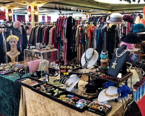 Lou Lou's Vintage Fair attracts more than 40 store holders