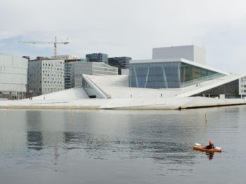 Picture of Oslo Opera