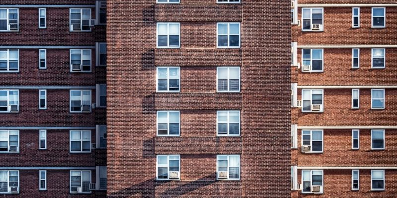 Picture of flats